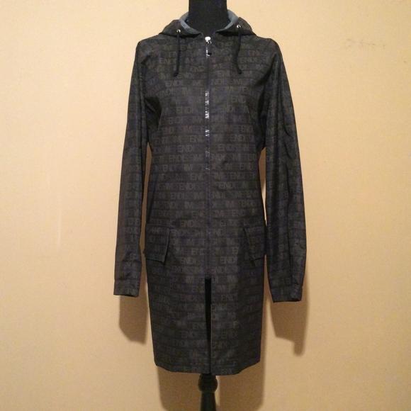 Fendi Jackets & Blazers - Fendi raincoat